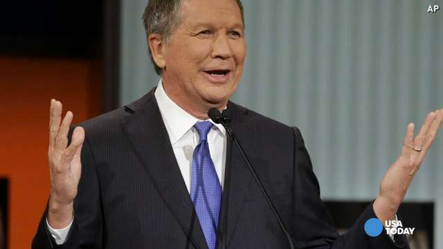John Kasich makes surge in GOP Power Rankings