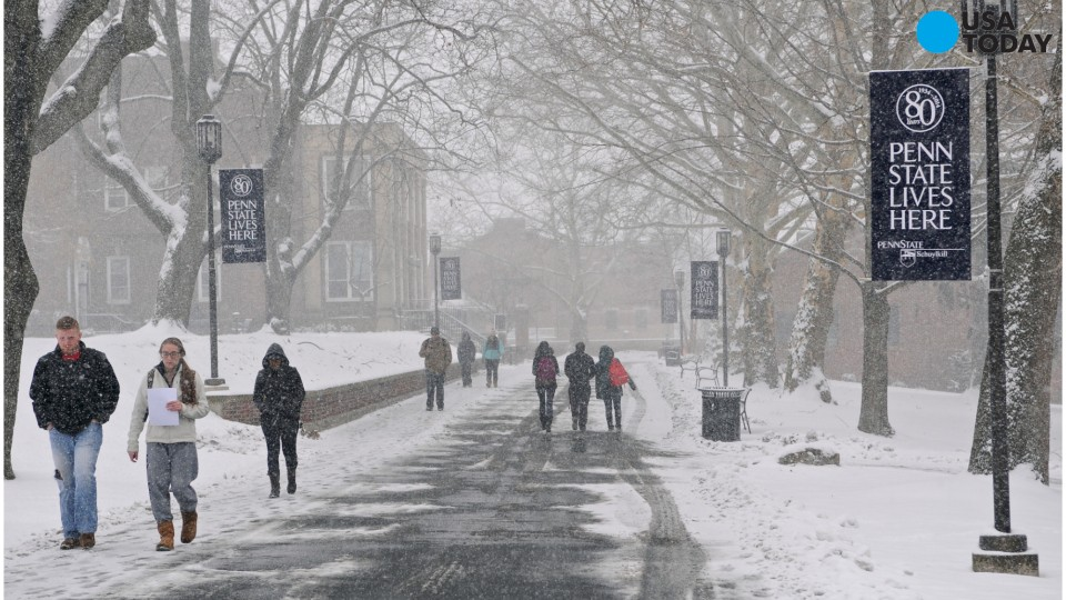 Major Snow Looms for Northeast