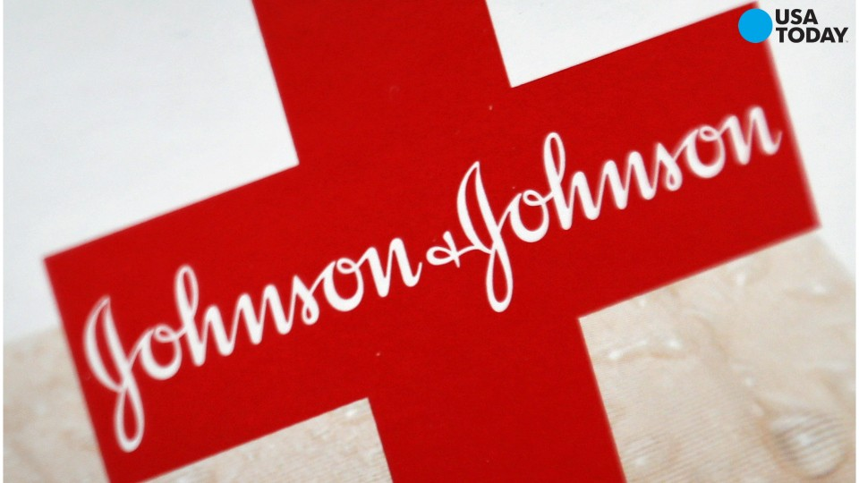 How many jobs are being cut at Johnson & Johnson?