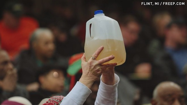 three main concerns in the water system of flint michigan Epa issues emergency order over flint water contaminated water (claritza jimenez/the washington post) the city's water system that needs to.