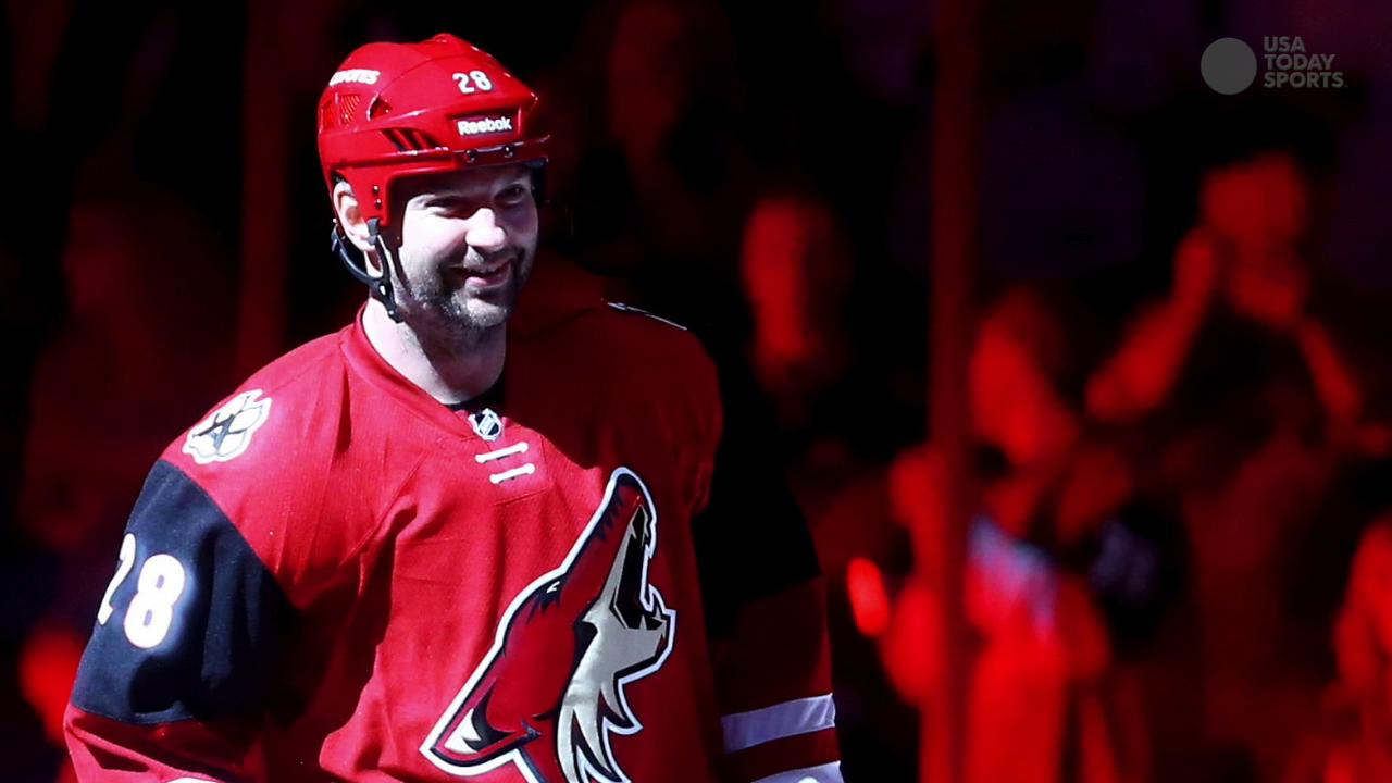 baf15b04f NHL announces John Scott will captain Pacific Division at All-Star Game