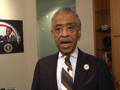 Sharpton calls for Oscar viewer boycott