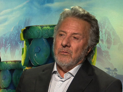 Hoffman Discusses 'prejudice' in Hollywood