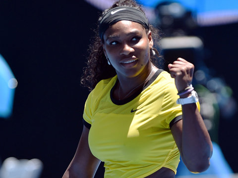 Tennis Channel Court Report: Serena moves on to third round