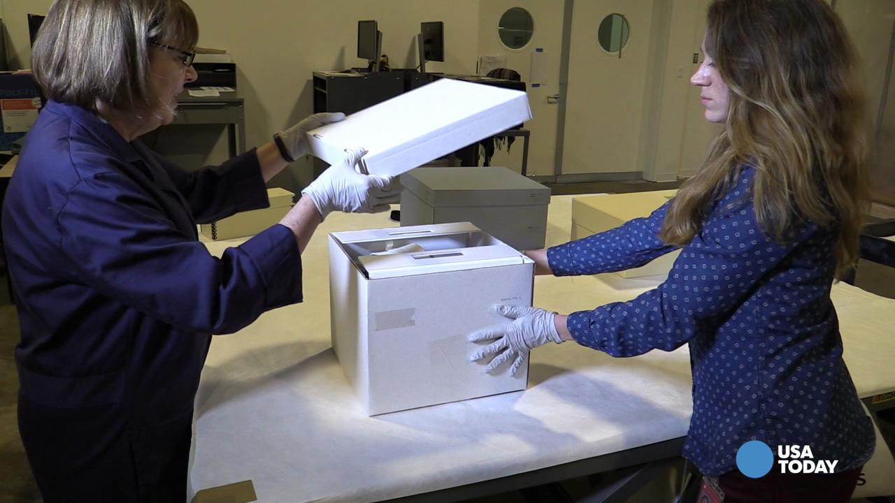 Get a sneak peak at artifacts headed to the new Smithsonian