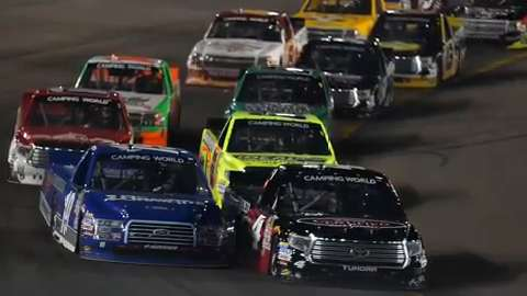 NASCAR announces changes to lower series