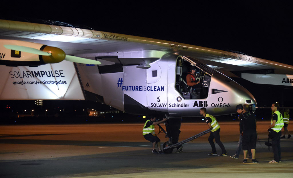 Solar Impulse is a catalyst for new ideas