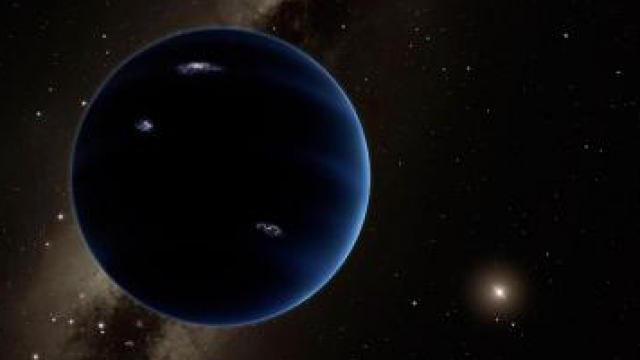 There may be a 'new' planet in our solar system