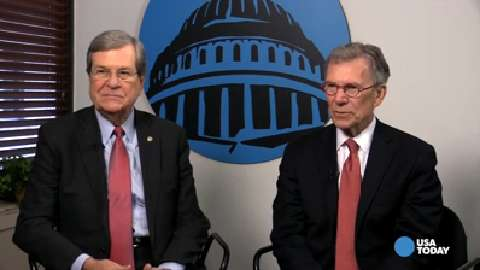 Tom Daschle and Trent Lott on 'Crisis Point'