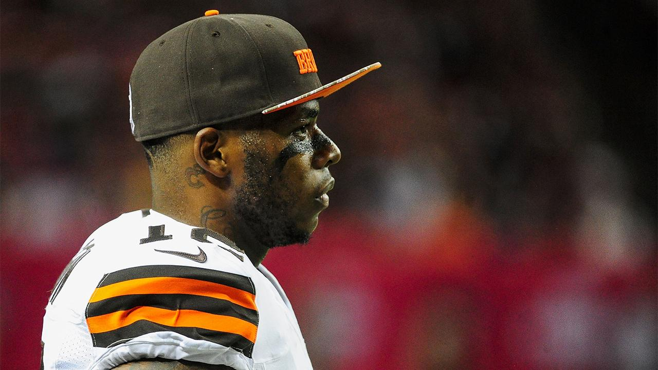 Josh Gordon applies for reinstatement from suspension