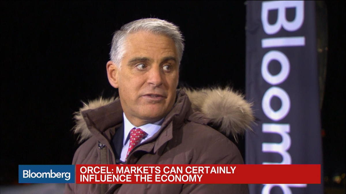 "Andrea Orcel, Investment Bank President at UBS Group, discusses the volatility in the markets and its impact on the economy. He spoke to Bloomberg's Jonathan Ferro on ""Countdown"" from the World Economic Forum in Davos, Switzerland."