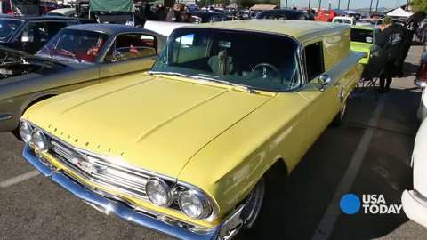 Just Cool Cars: Chevy Sedan Delivery