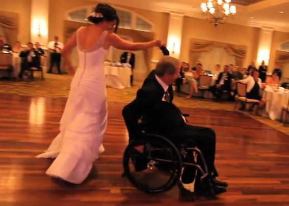Father-daughter dance proves life-changing for this dad