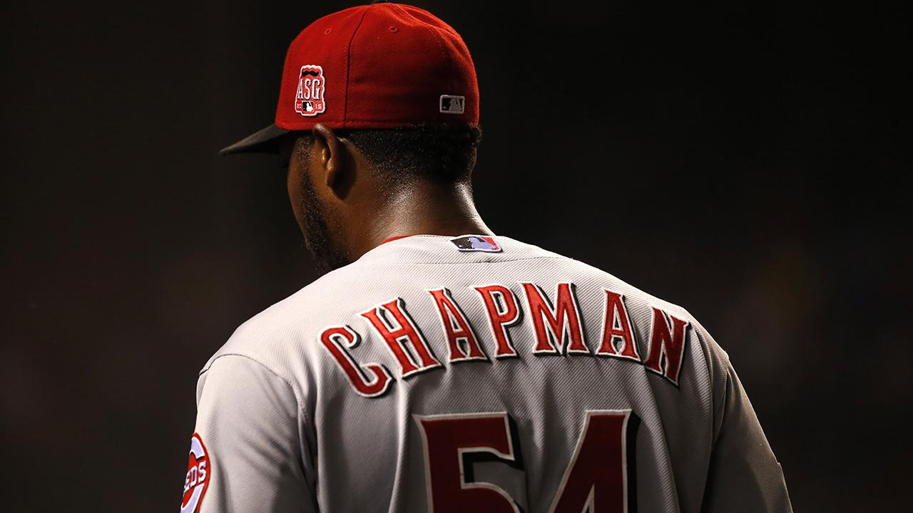 Yankees closer Aroldis Chapman will not face charges for domestic dispute