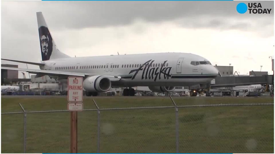 Alaska Airlines pilot charged with flying drunk