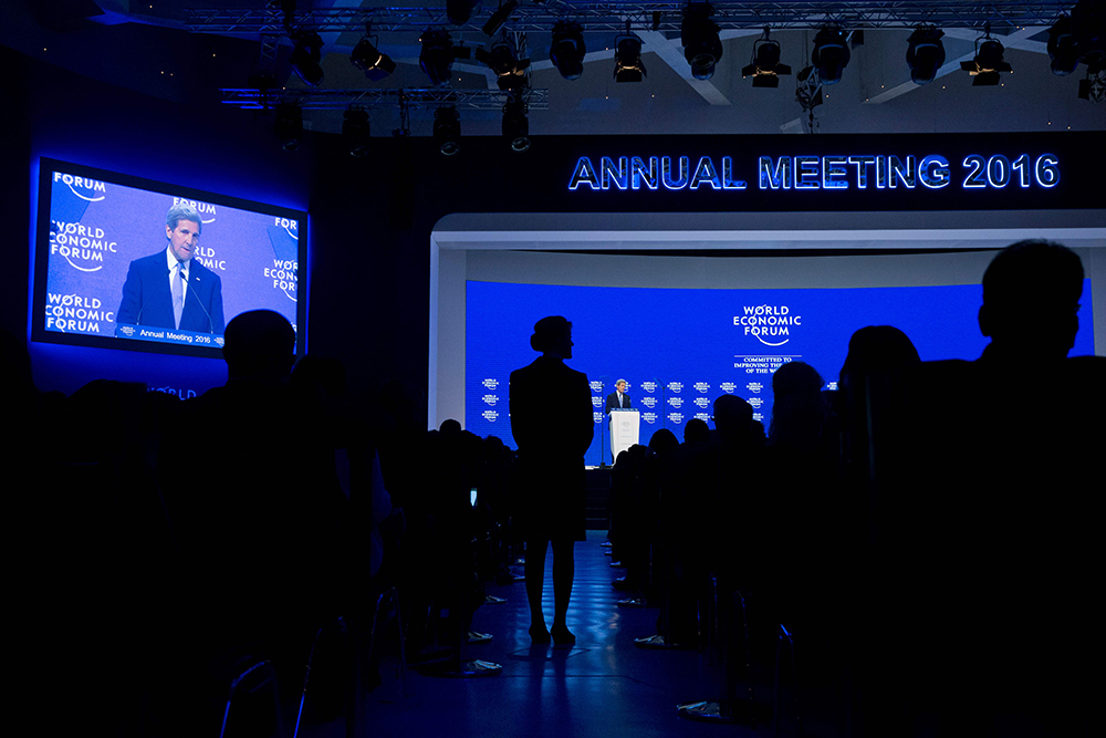 Davos fail: Not enough women
