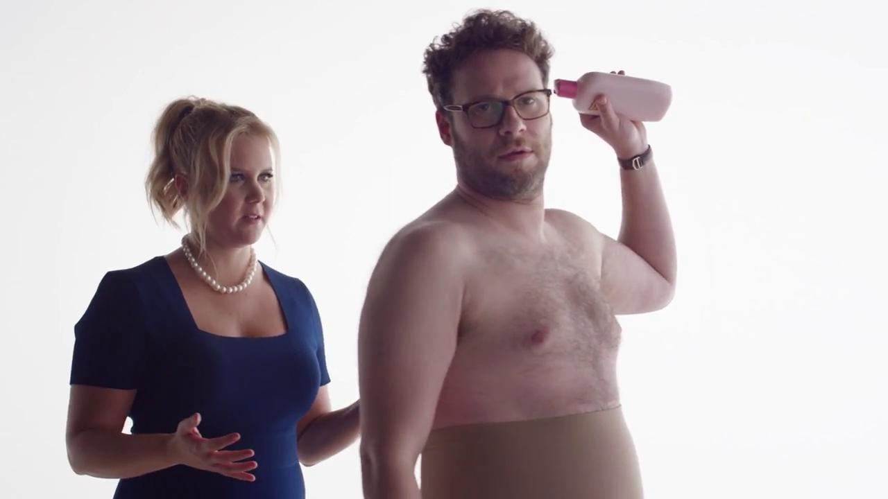 Super bowl ads amy schumer rocker tyler have got game close a preview for bud lights aloadofball Gallery