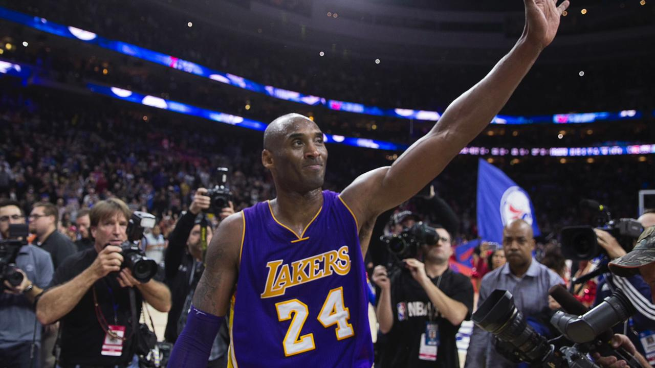 Los Angeles Lakers forward Kobe Bryant (24) was the leading vote-getter to start in the NBA All-Star game.