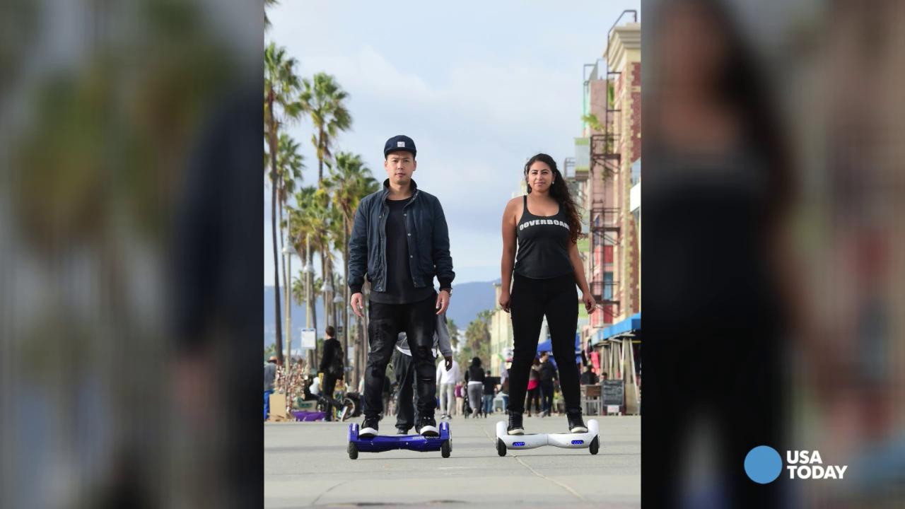 Hoverboard Refunds