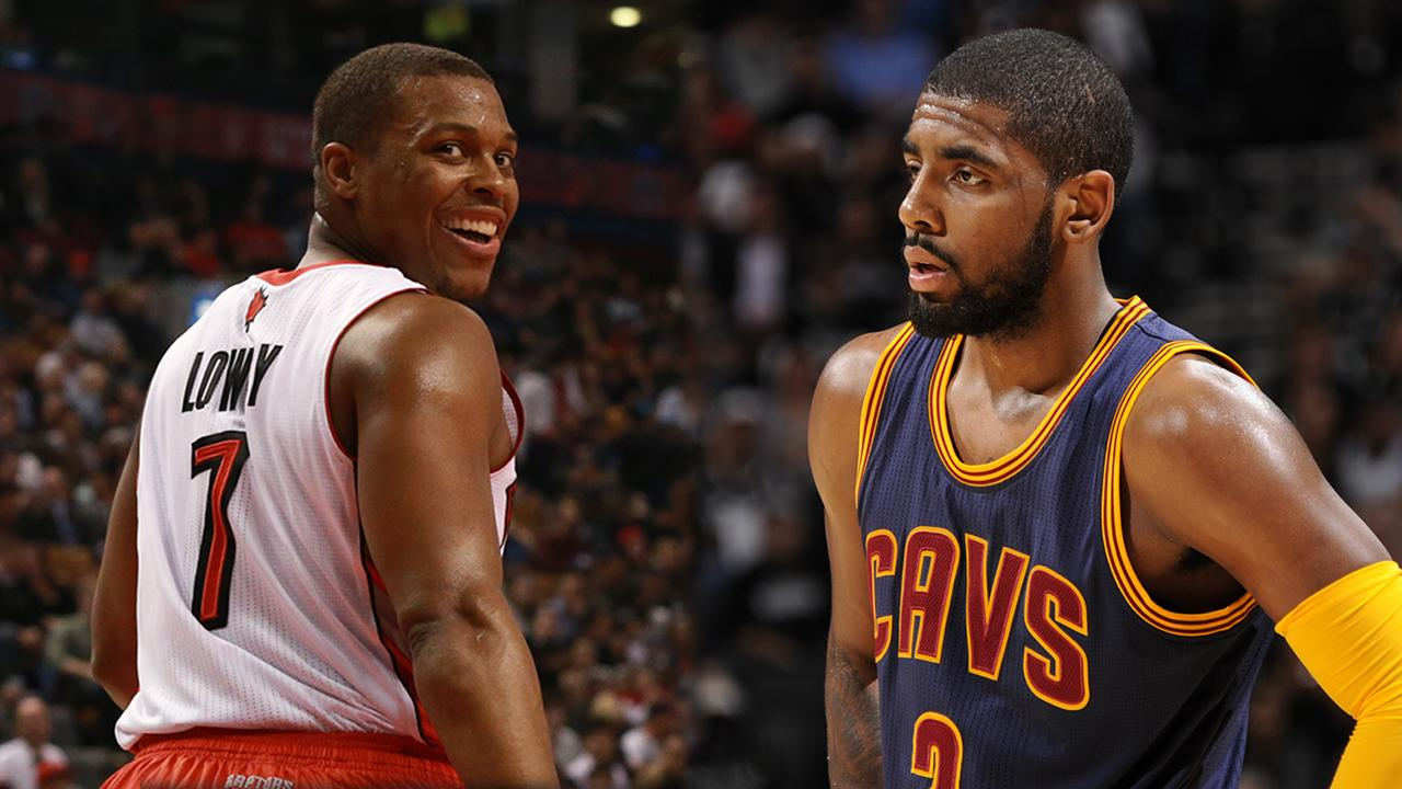 Kyrie Irving says Kyle Lowry deserves to start All-Star Game