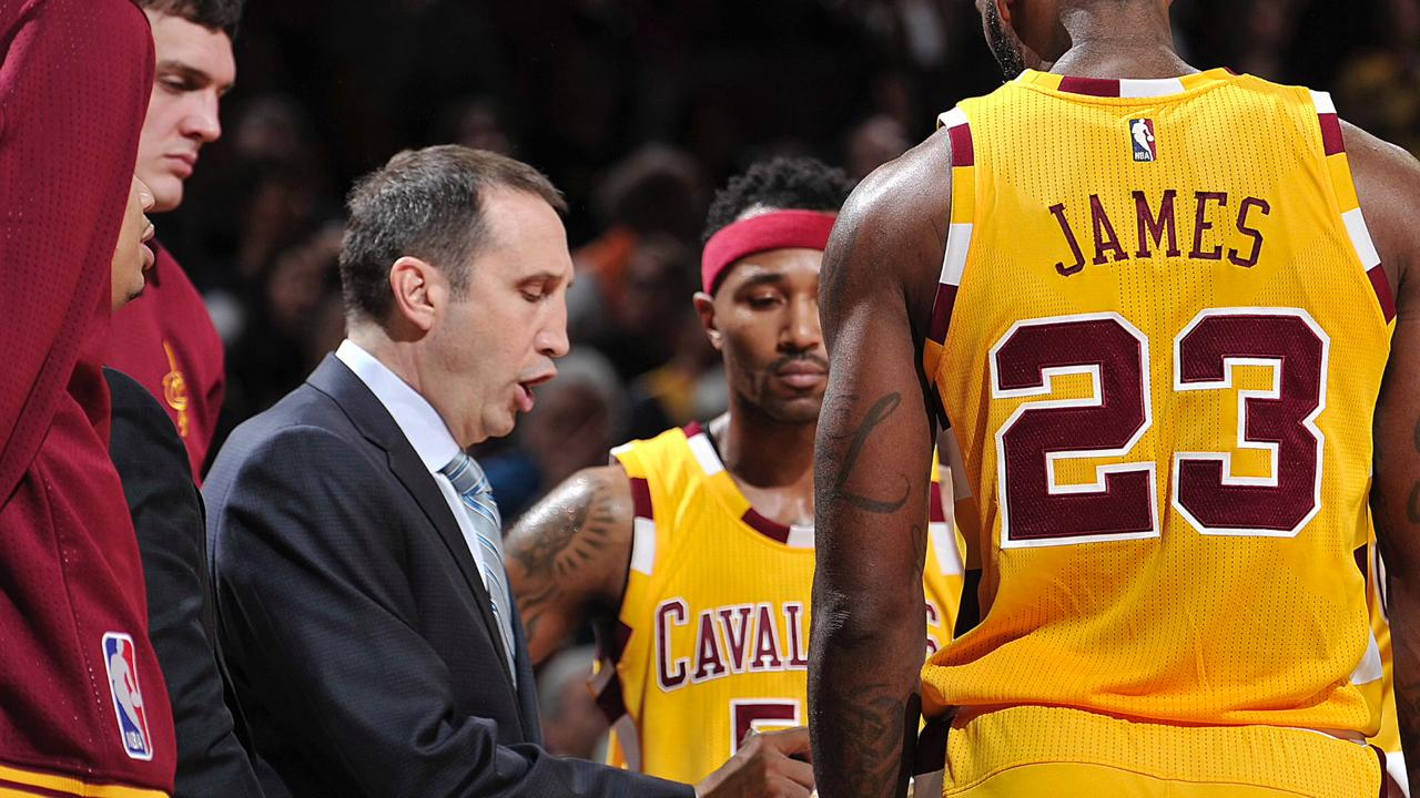 Despite a successful tenure, David Blatt has been fired as head coach of the Cavaliers. Tyronn Lue will replace him.