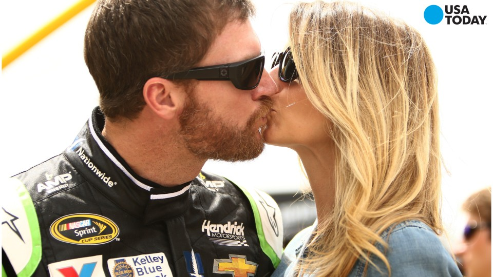 "The only downside about Dale Earnhardt Jr. being engaged? He's ""so frustrated"" with himself for not doing it sooner, he said Thursday."