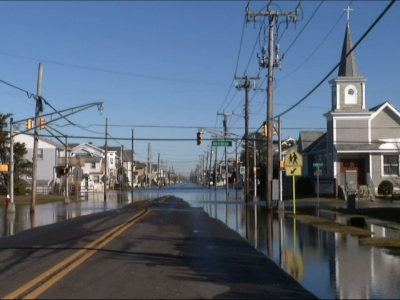 NJ residents optimistic after damaging floods