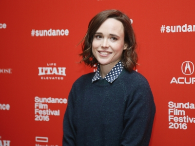 Ellen Page 'scared' by Presidential Race