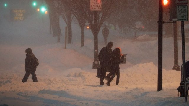 Winter Storm Jonas could hit working class the hardest