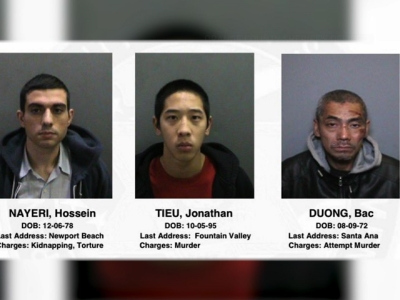 Police continue hunt for escaped Calif. inmates