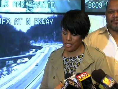 Baltimore Mayor: Cleanup From Storm to Take Time