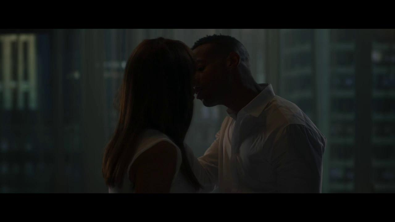 Marlon Wayans plays Christian Black in this spoof of 'Fifty Shades of Grey.'