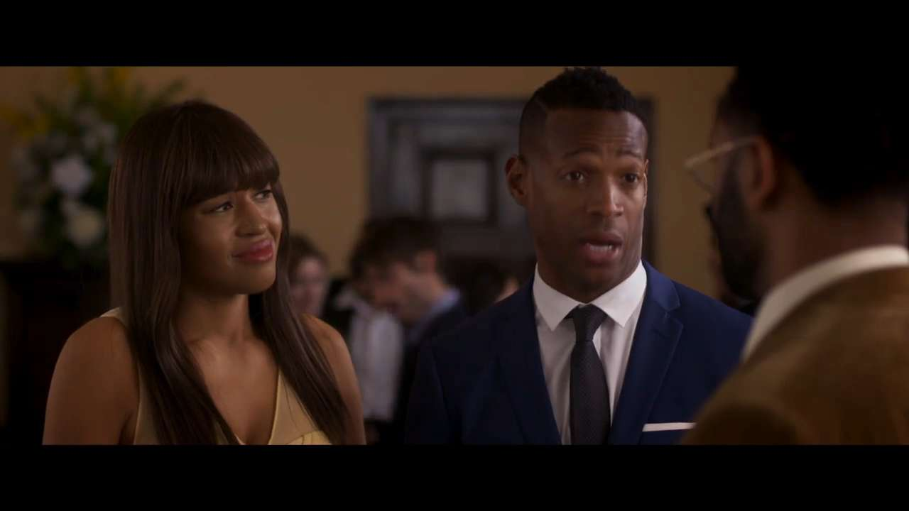 Trailer: 'Fifty Shades of Black'