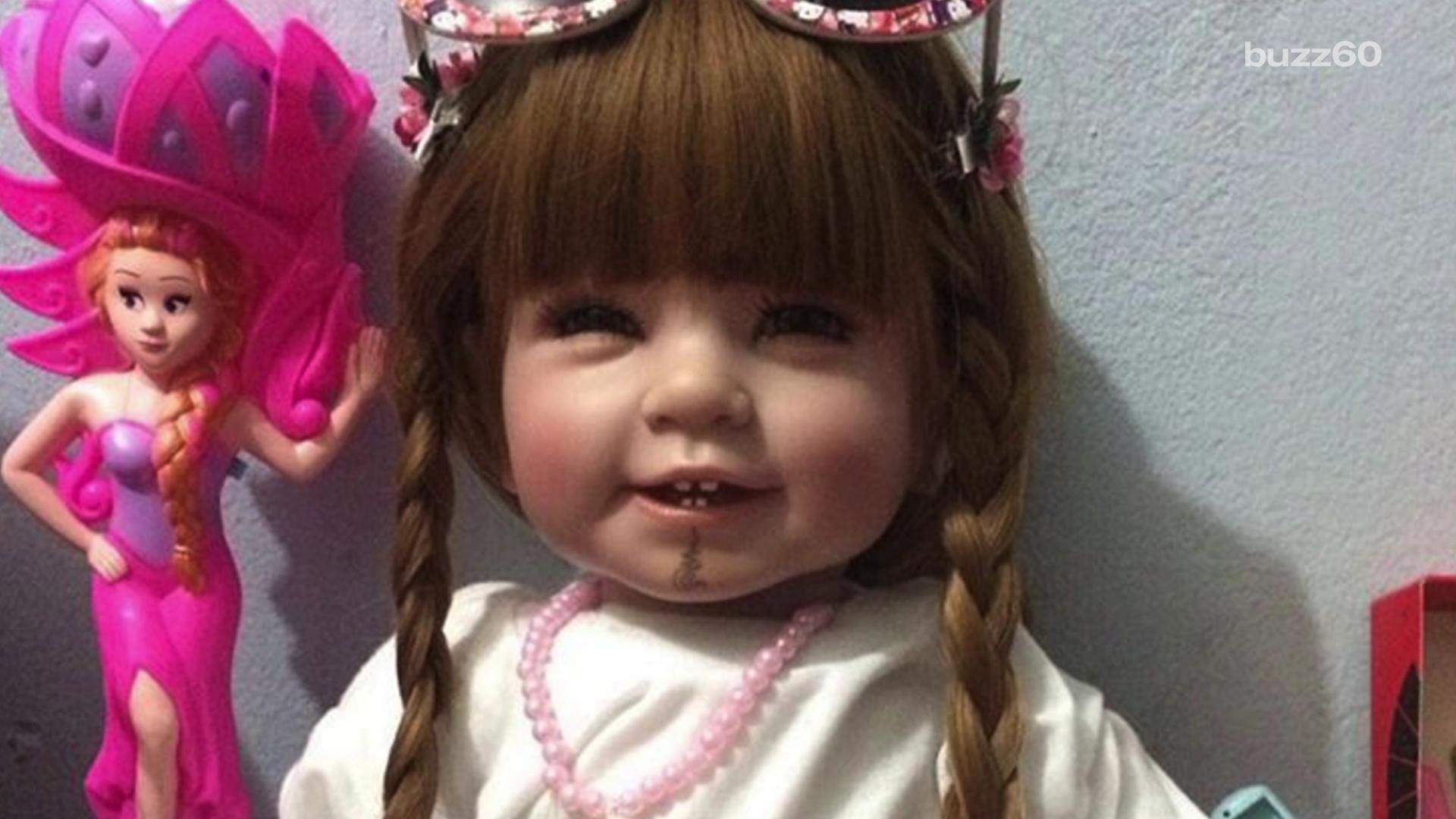 Airline to treat 'possessed' dolls like people