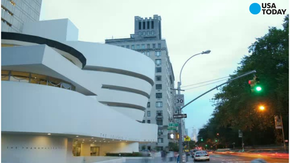 Thanks to Google, you can now virtually view the Guggenheim Museum