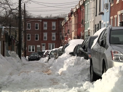 Philly Residents Keep on Digging