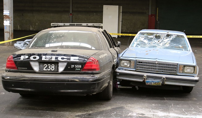 6 officers fired for deadly Cleveland police chase