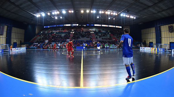 Like soccer? Check out futsal