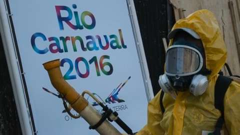 With the Rio Olympics seven months away,  daily inspections of stagnant water in Brazil  are ongoing where mosquitoes spread the Zika virus.