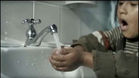 Colgate: 'Every Drop Counts'