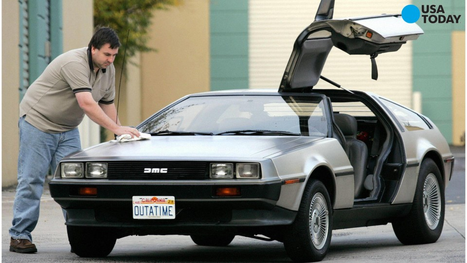 The future is now, the DeLorean is back in production