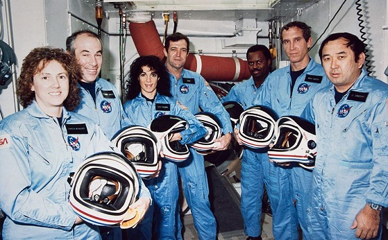 Photos: Remembering Challenger