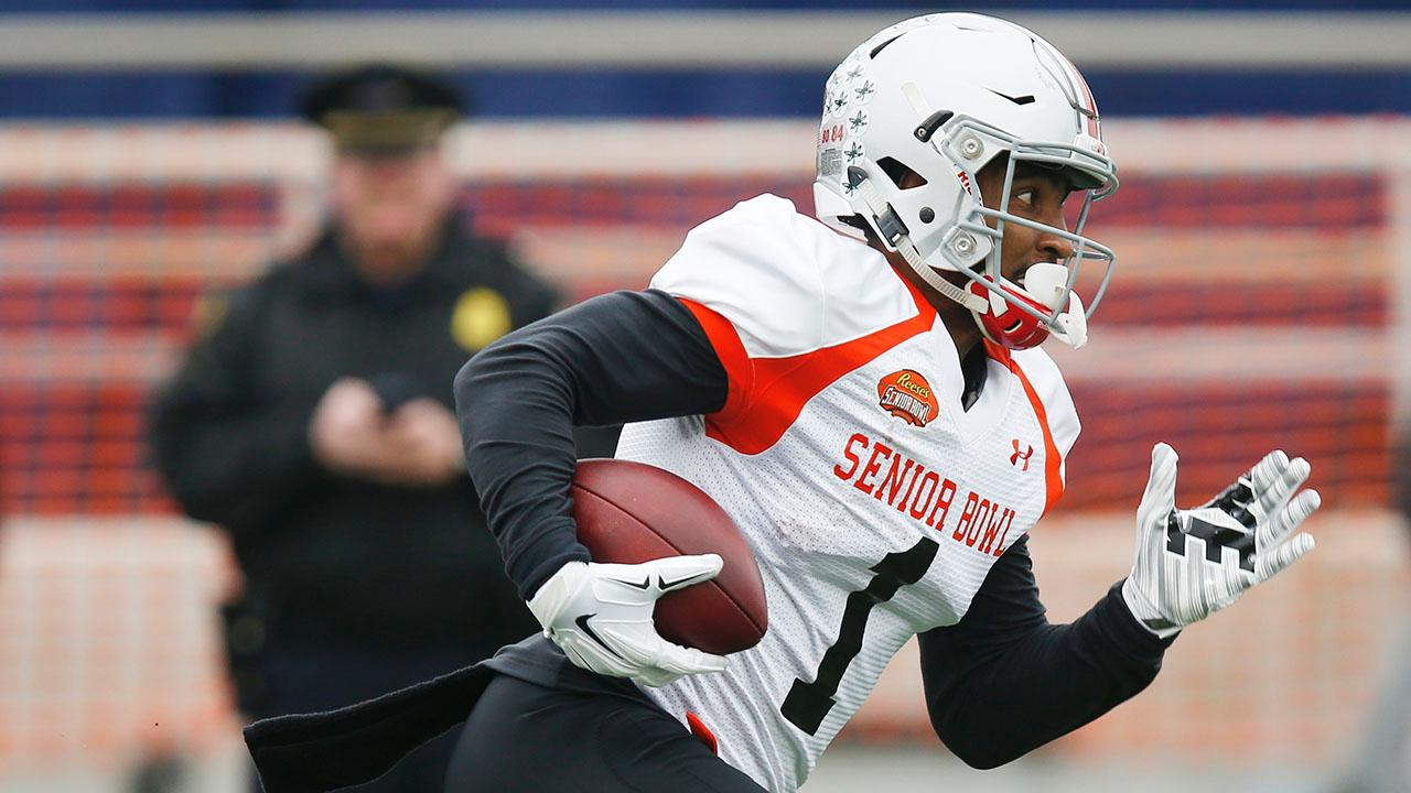 Day 2 of Senior Bowl: Wide Receivers