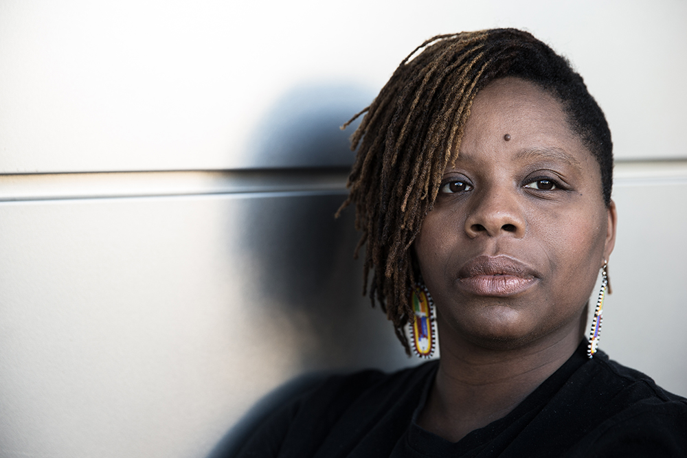 Patrisse Cullors, Black Lives Matter founder, on race in America