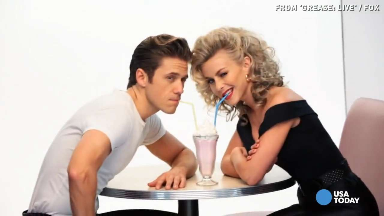 USA TODAY's Robert Bianco previews the television lineup for Friday, January 29. The musical 'Grease' will be live on Fox, starring Julianne Hough, Carly Rae Jepsen, Vanessa Hudgens, and other young talents.