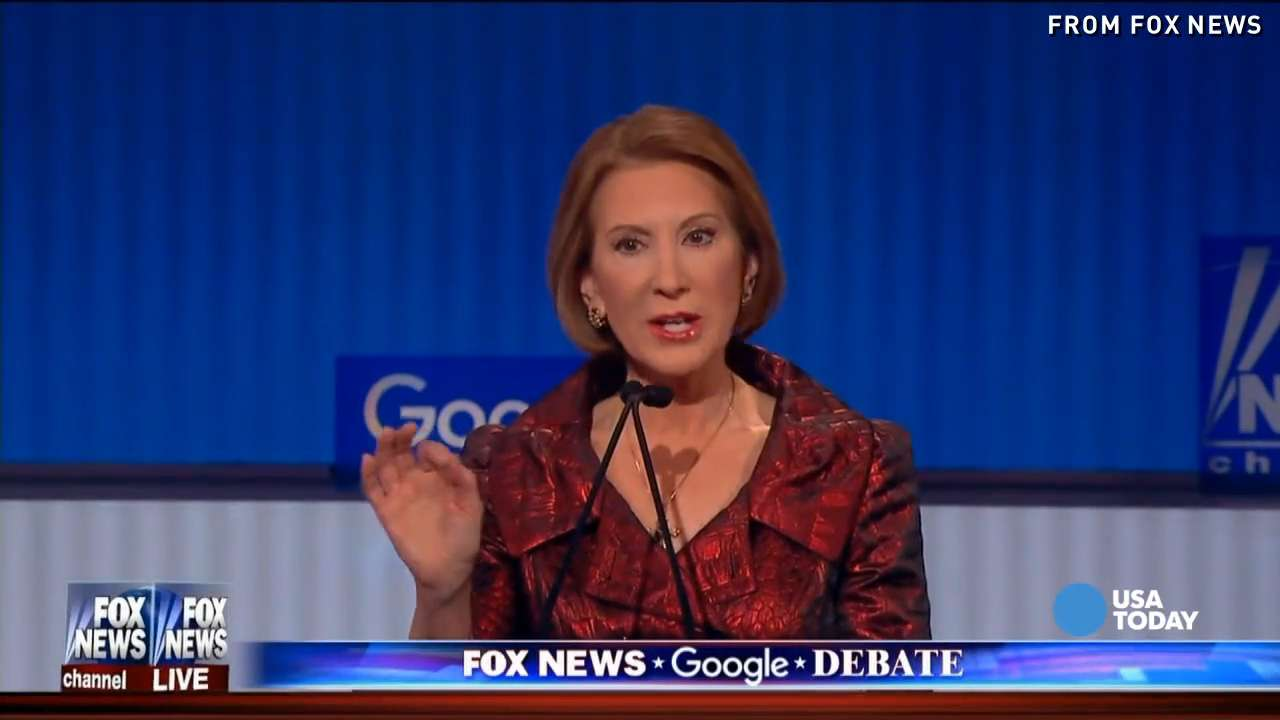 Best candidate, moderator clashes of early GOP debate