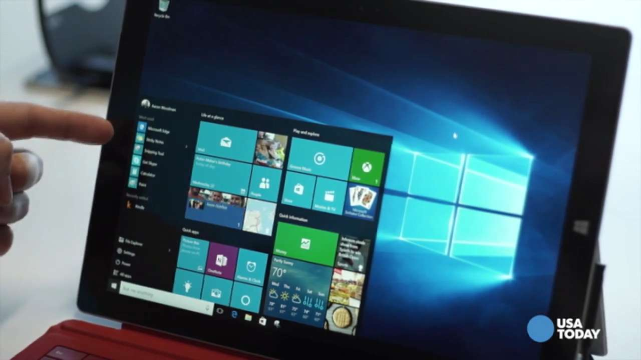 Microsoft's Windows 10 is now installed on more than 200 million gadgets worldwide.