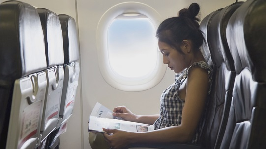 5 things you should always do on a plane