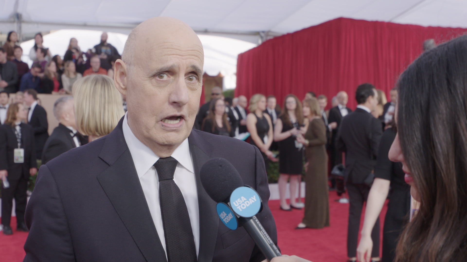 SAG Awards stars give their spin on famous movie lines