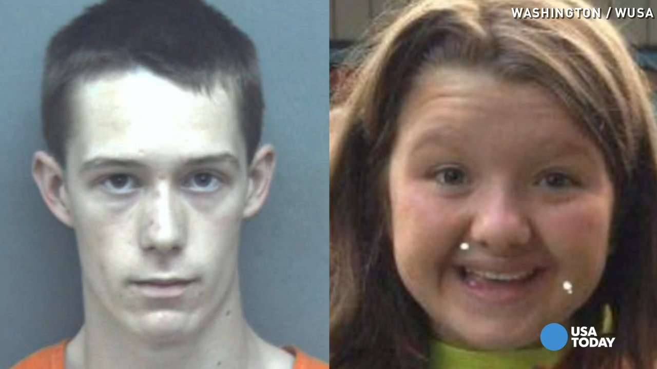 Virginia Tech student charged with 13-year-old's murder